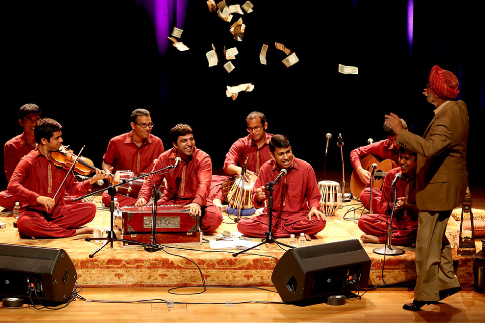 Qawwali Musicians