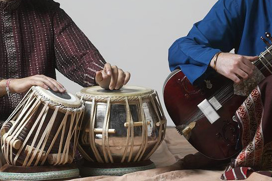 Instrumental Indian Classical Musicians