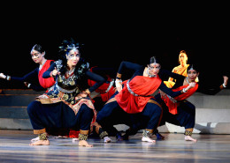 Bharatanatyam Dance Production