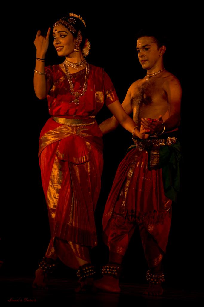 Viraja Shyam Bharatanatyam